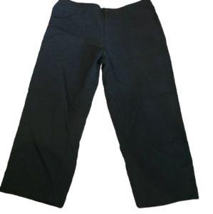 Mountain Hard Wear black nylon crop pants